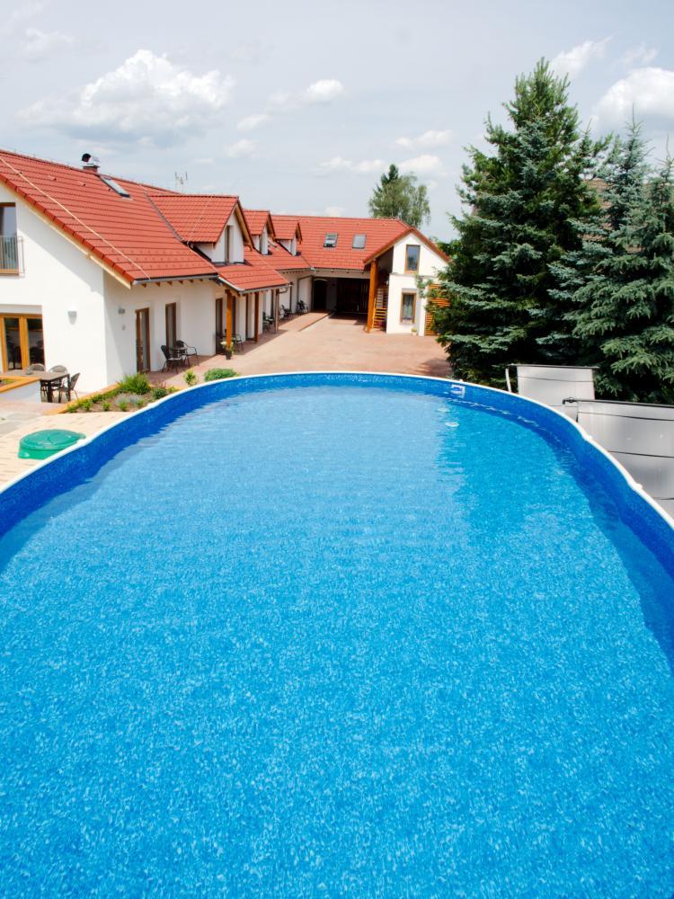 Možnost bazénu