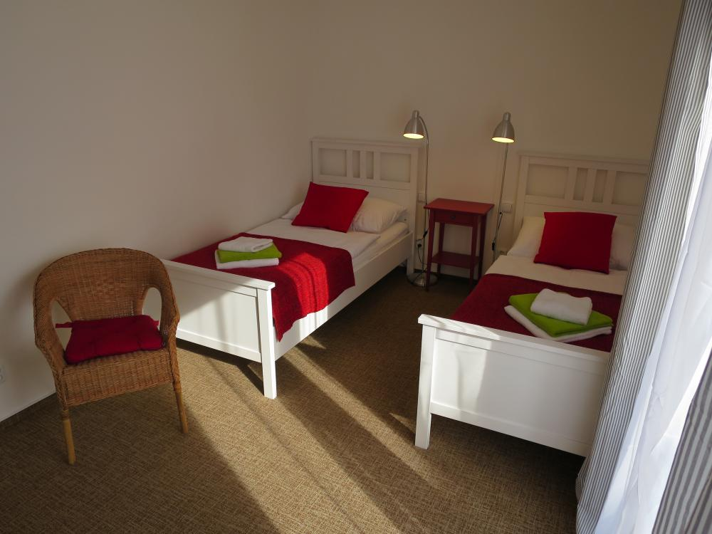 Ložnice apartmán 21