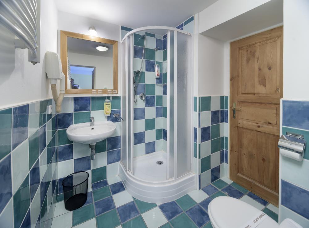 pokojová koupelna