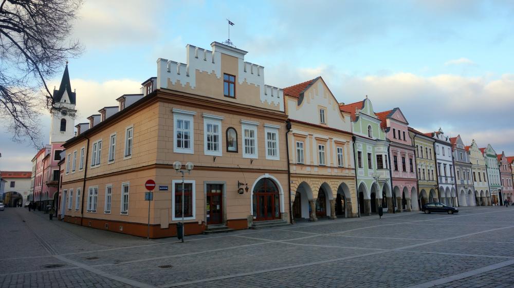 Penzion Vratislavský dům