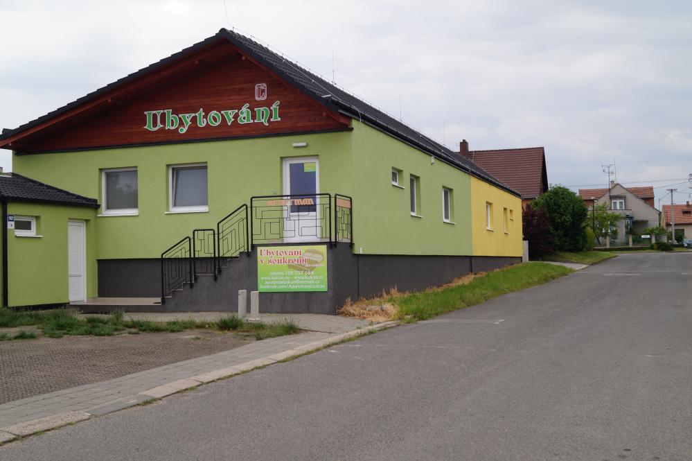 Apartmány Lužičan
