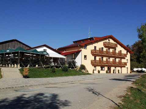Hotel Panská lícha