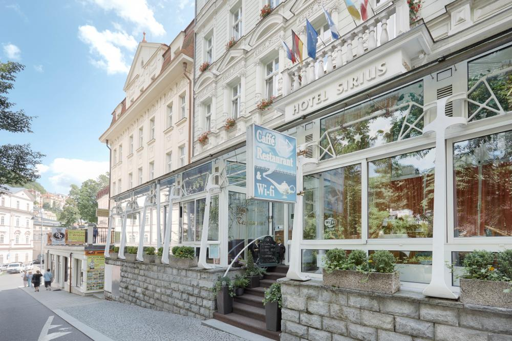 Park Spa Hotel Sirius
