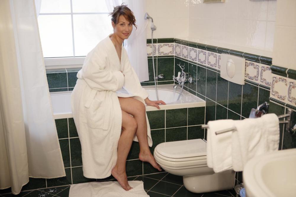 Apartmá Vienna - koupelna