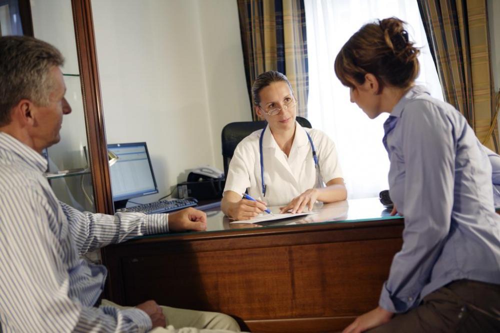 Vstupní lékařská prohlídka