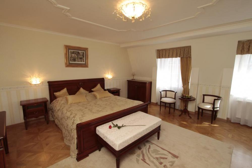 Apartmá Venezia - ložnice