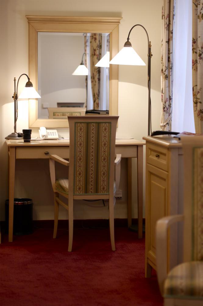 Pokoj kategorie Lux - ložnice