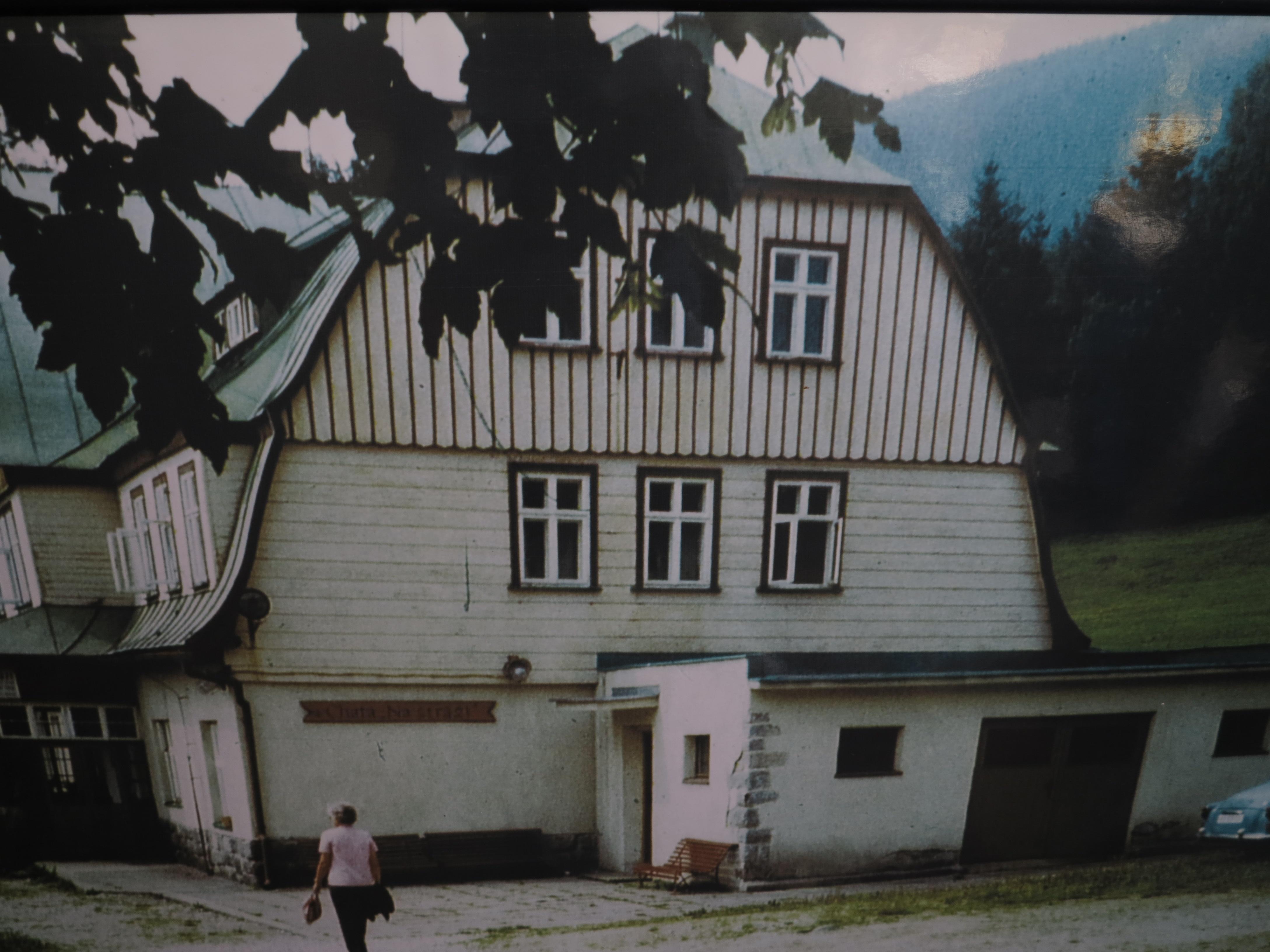 Hotel Astra ve svých začátcích