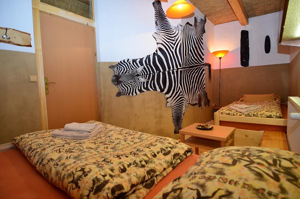 apartmán Keňa