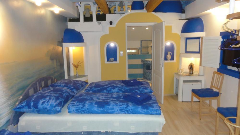 apartmán Řecko