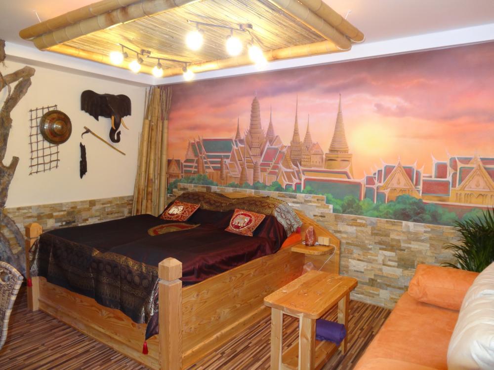Deluxe apartmán Thajsko