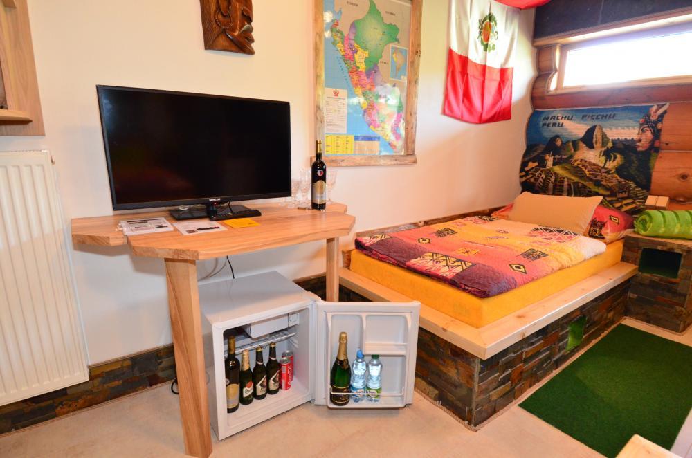 apartmán Peru - minibar