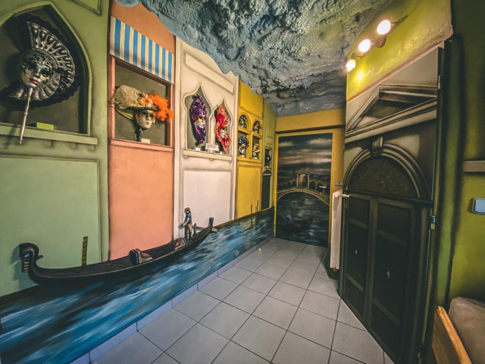 VIP rodinný apartmán Itálie