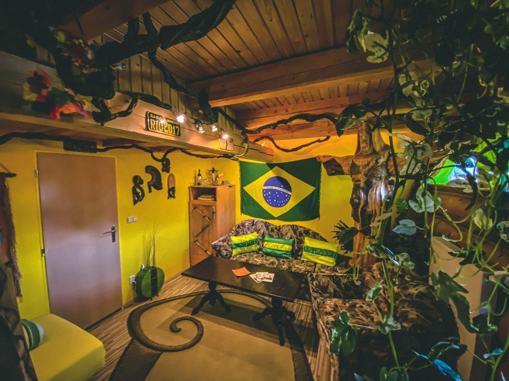 mezonetový apartmán Brazílie