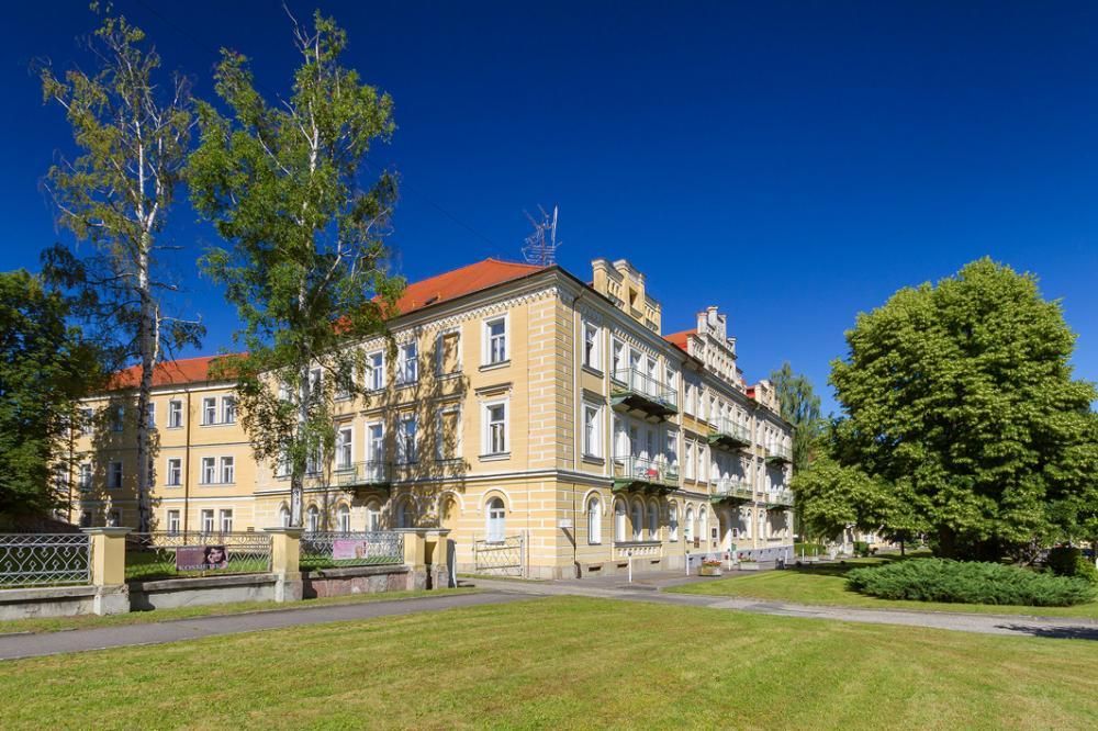 Lázeňský hotel Luisa