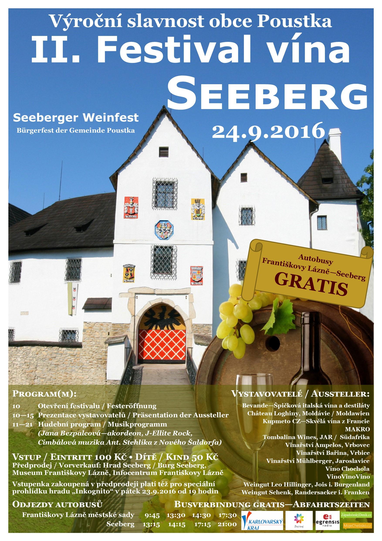 Festival vína 2016