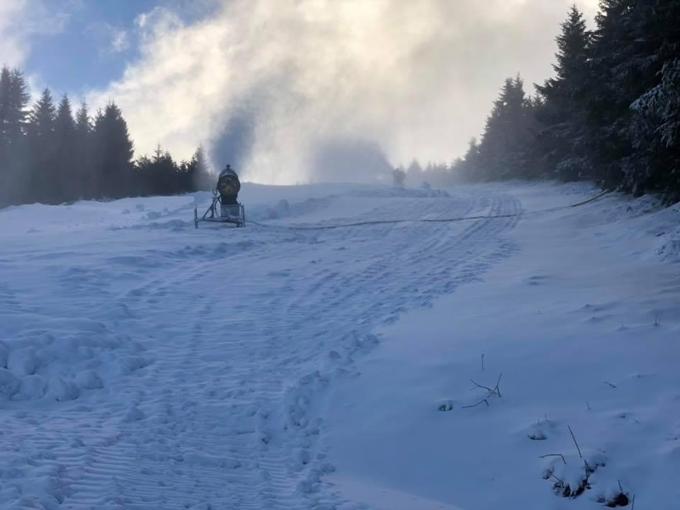 Skiareál CHS