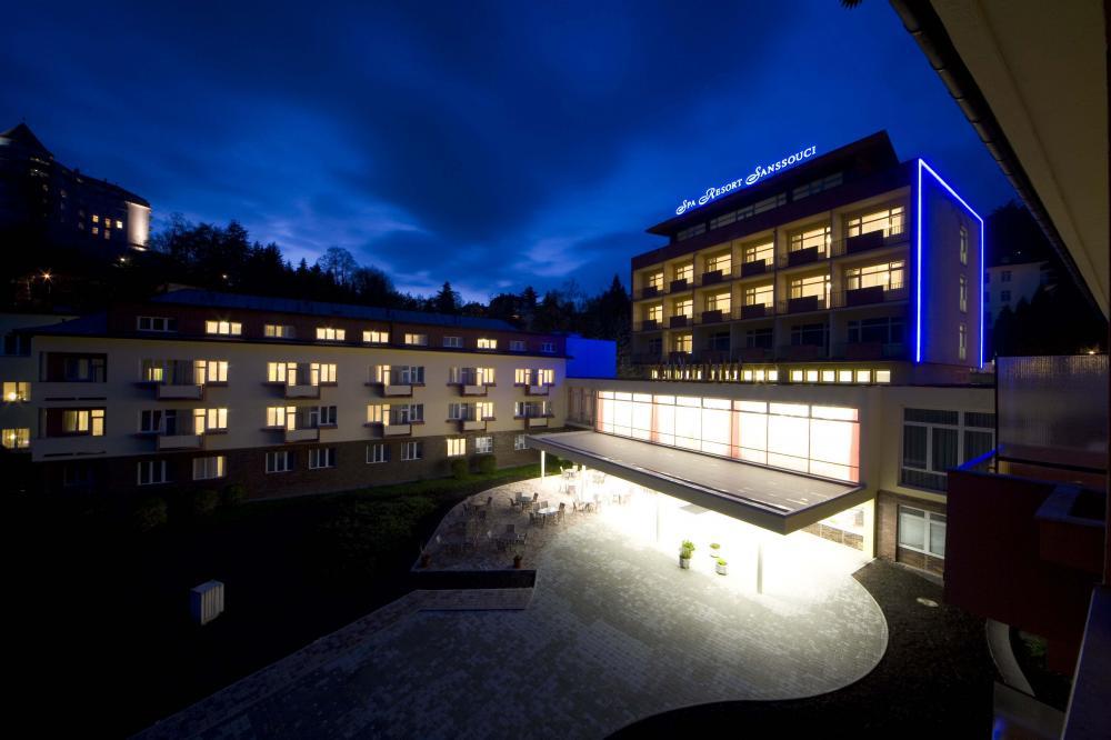 Noční Spa Resort Sanssouci
