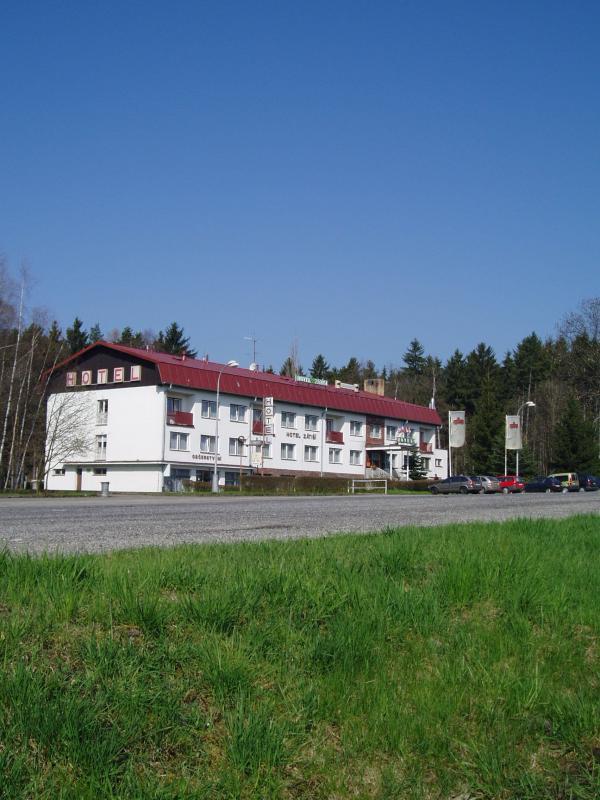 Hotel Zátiší exteriér hotelu