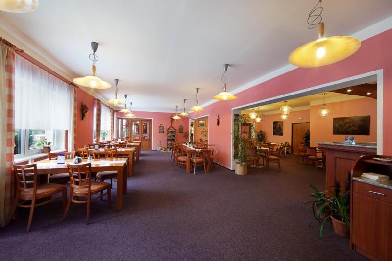 Restaurant - Ubytování Františkovy Lázně - Hotel Zátiší Františkovy Lázně