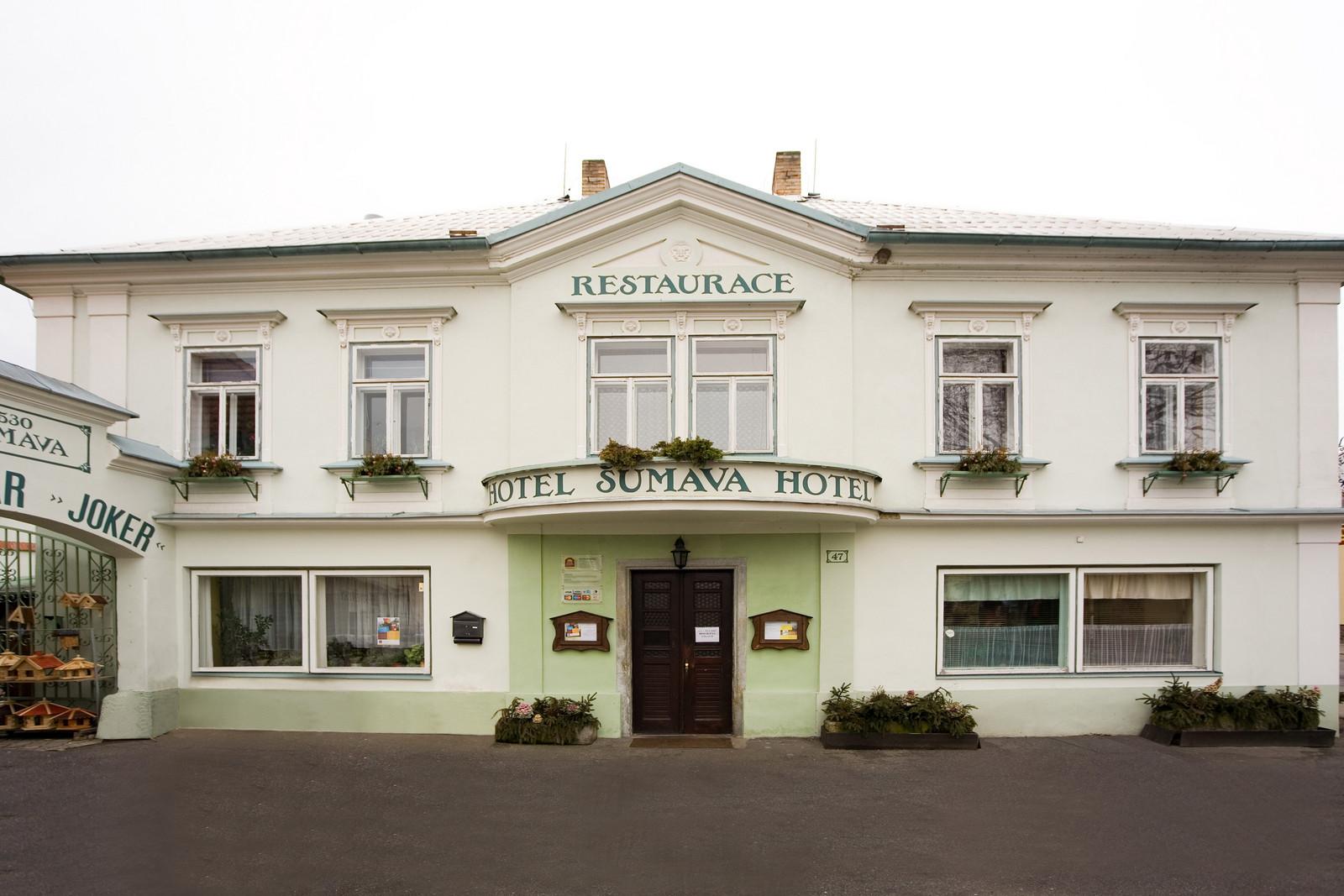 Hotel ŠUMAVA