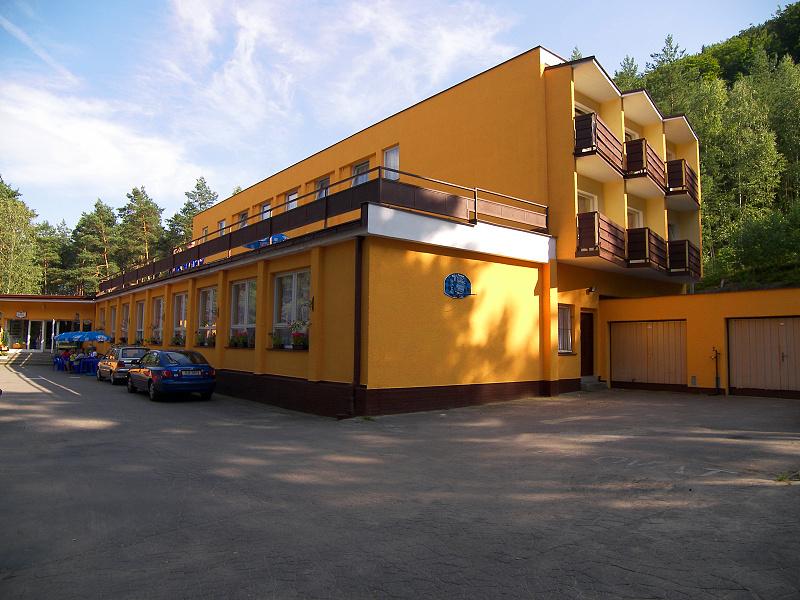 Penzion Nový mlýn