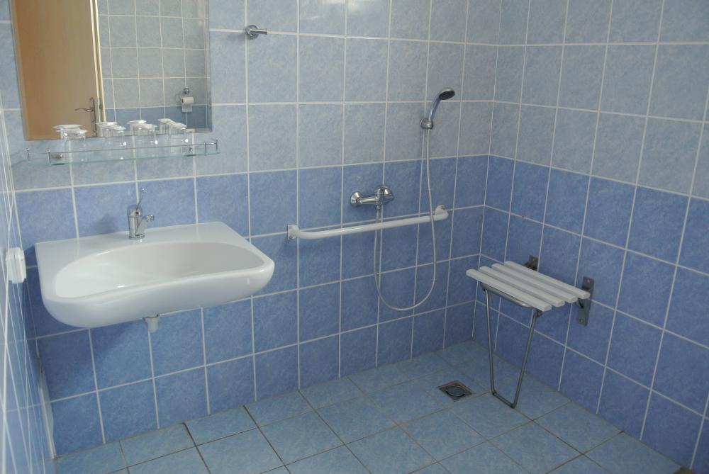 imobilní koupelna