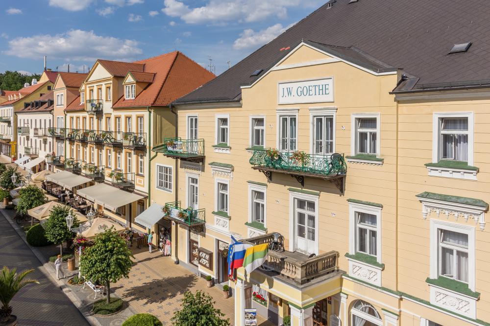 Lázeňský hotel GOETHE