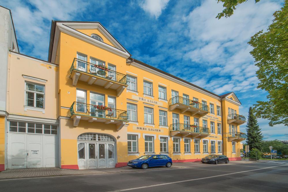 Lázeňský hotel Tři lilie