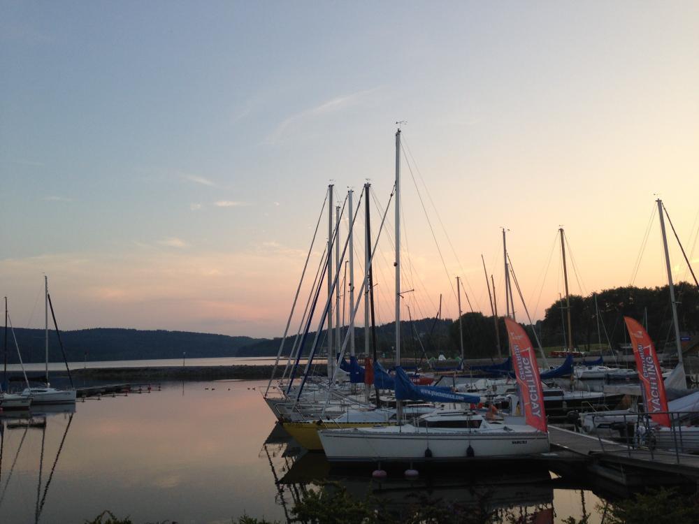 Lipno - přístav