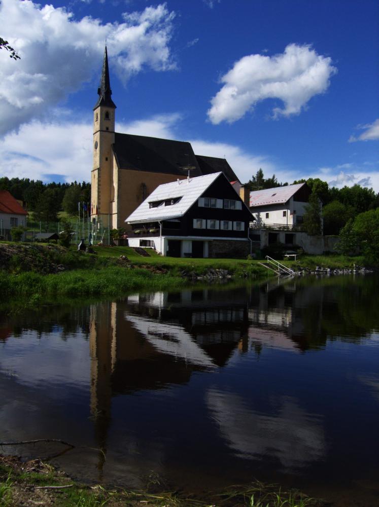 Kostel Přední Výtoň