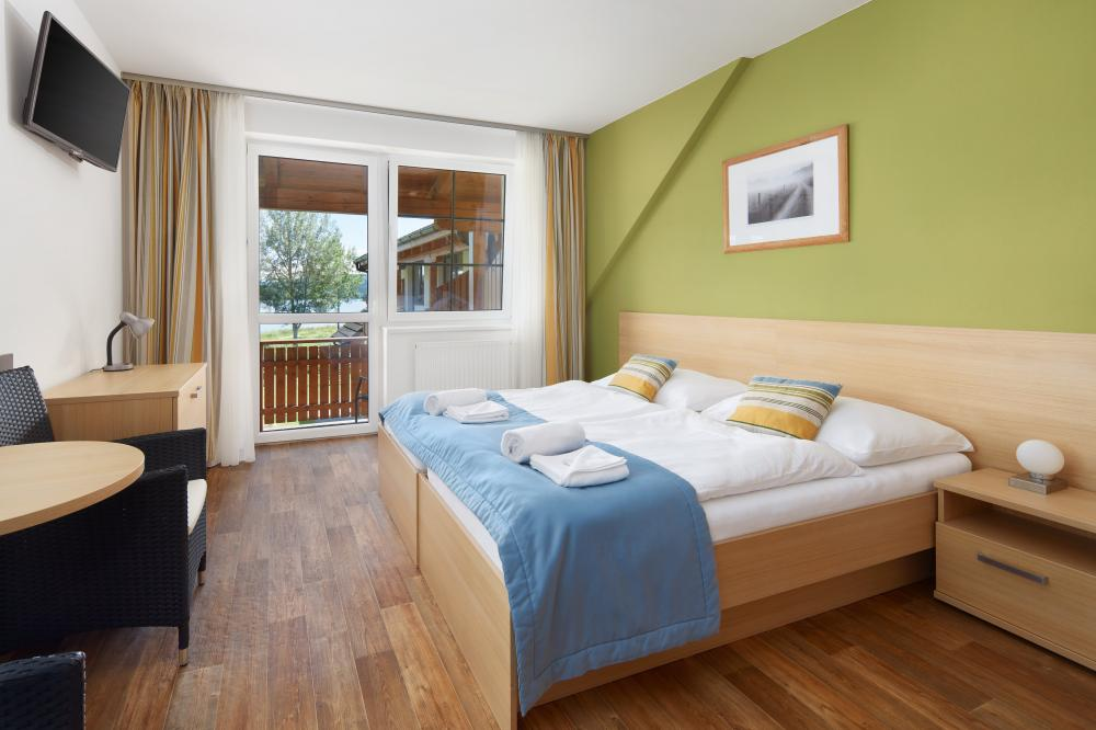 Suite 2+2 s balkonem