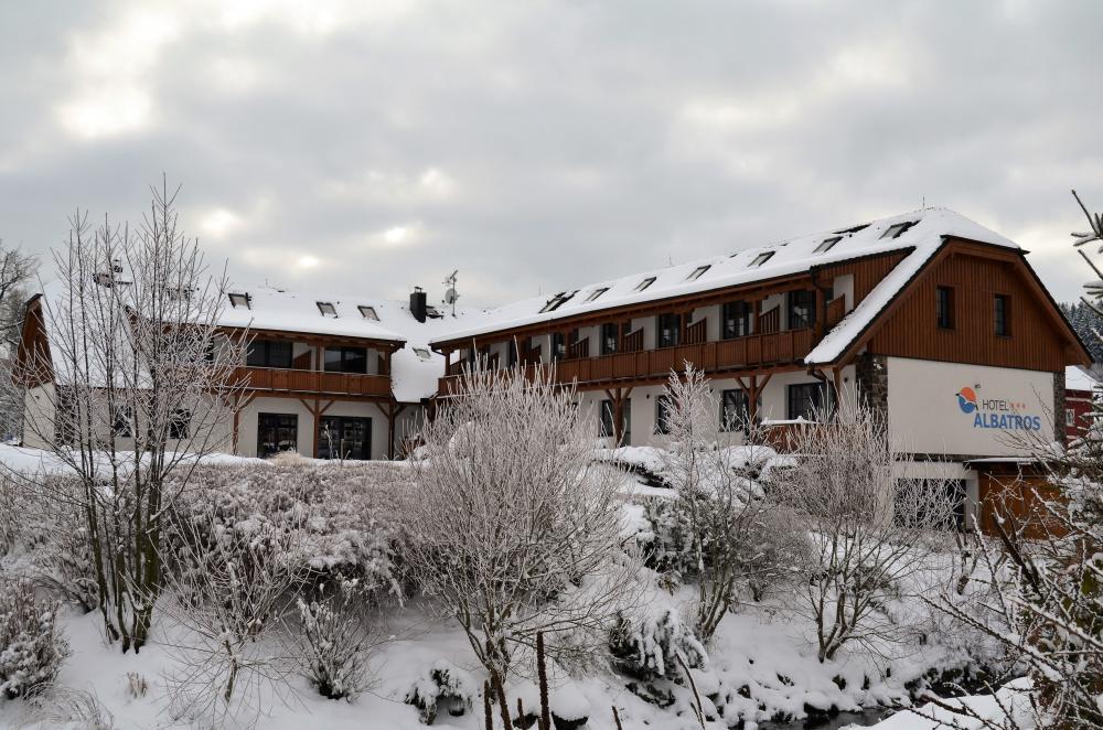 Hotel Albatros - zima