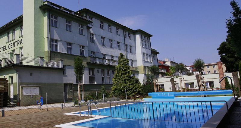CENTRAL-WELLNESS HOTEL