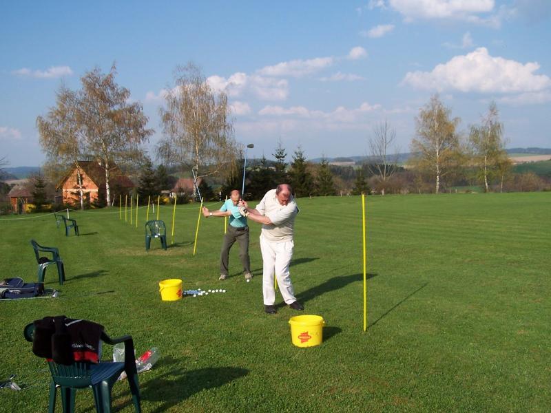 golf-driving range