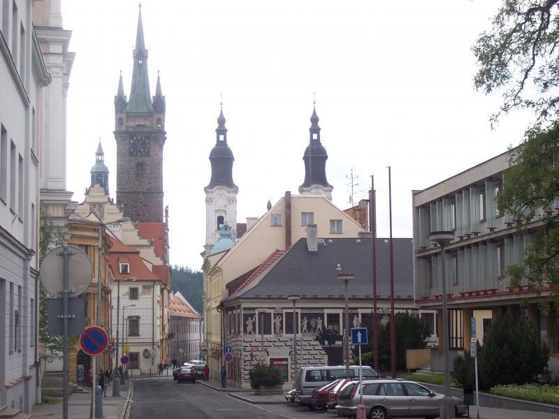 město Klatovy
