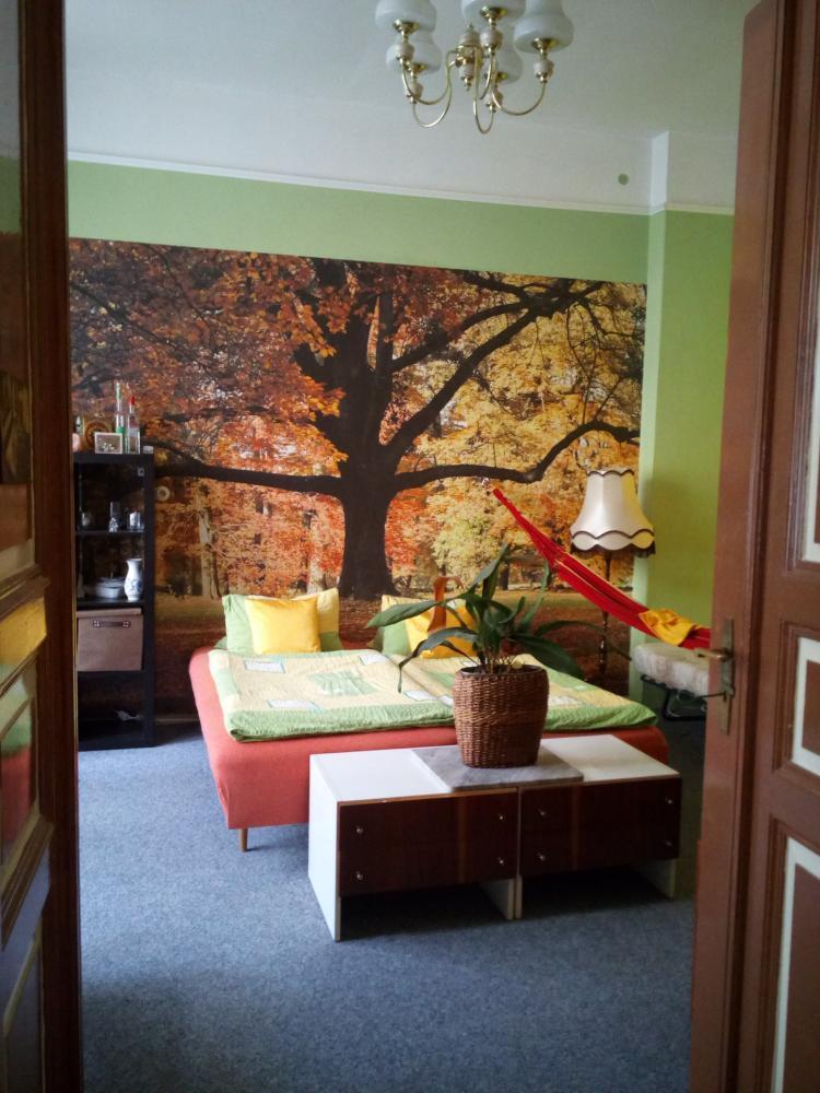 Obývací pokoj-vchod z ložnice II
