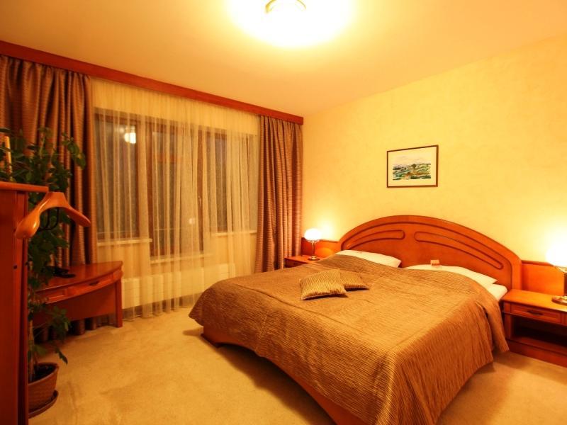 Panorama suite - ložnice