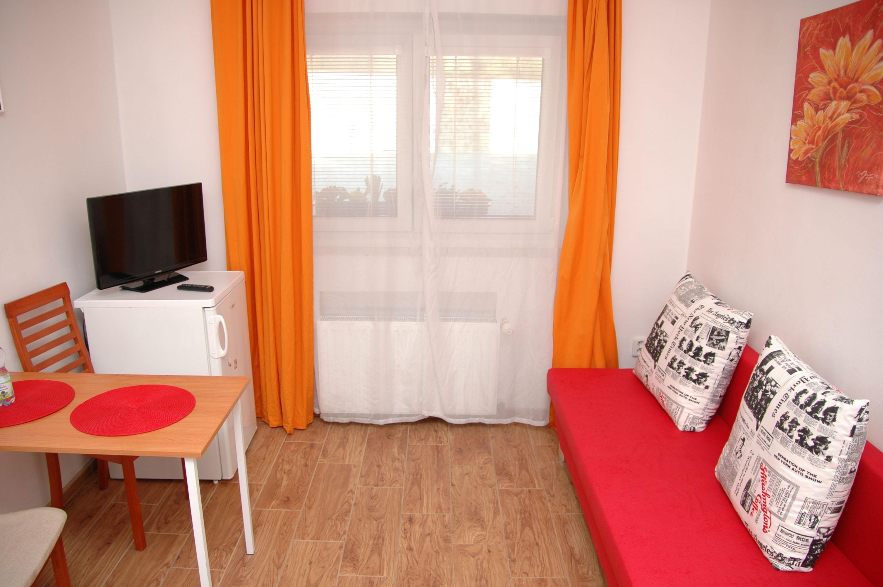 Apartmán č.1 v novém