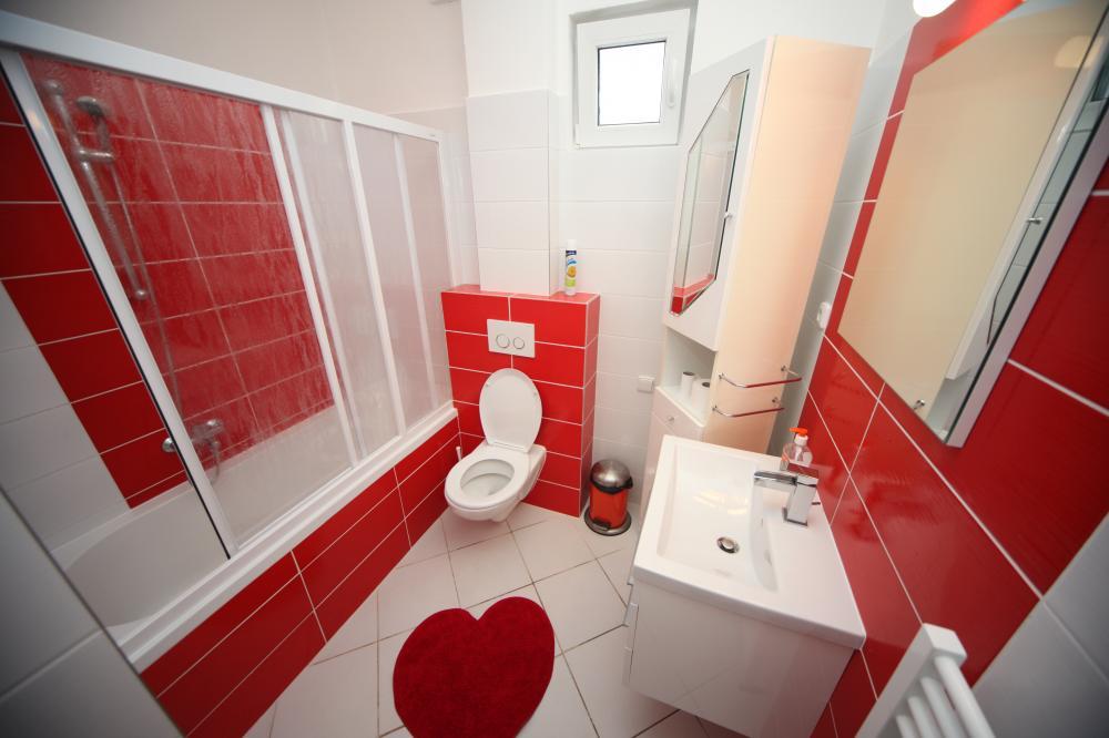 Apartmán č.7 - koupelna