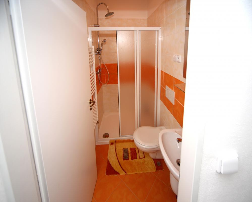 Apartmán č.9 - koupelna