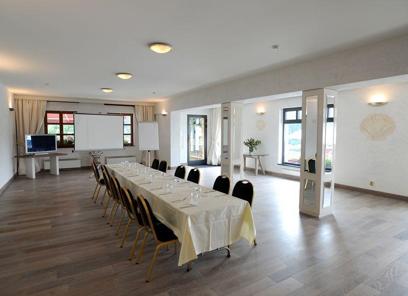 Konferenční a svatební sál Petrarca
