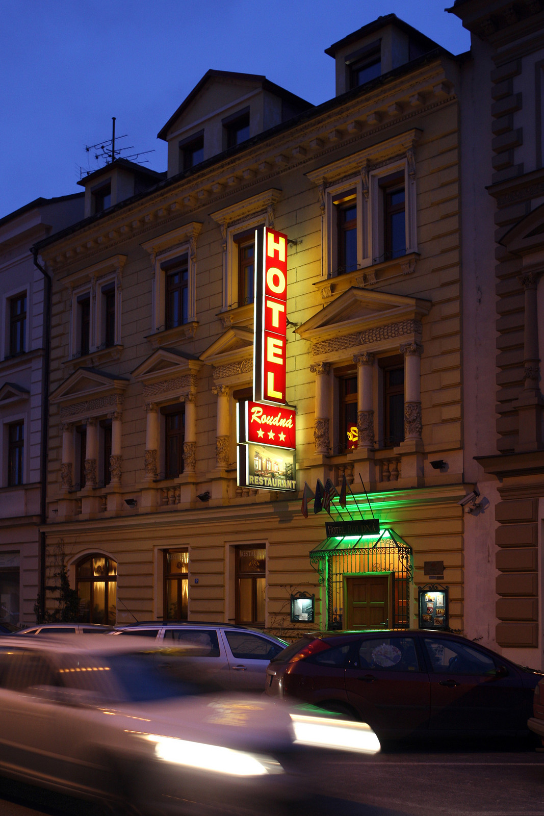 HOTEL ROUDNÁ