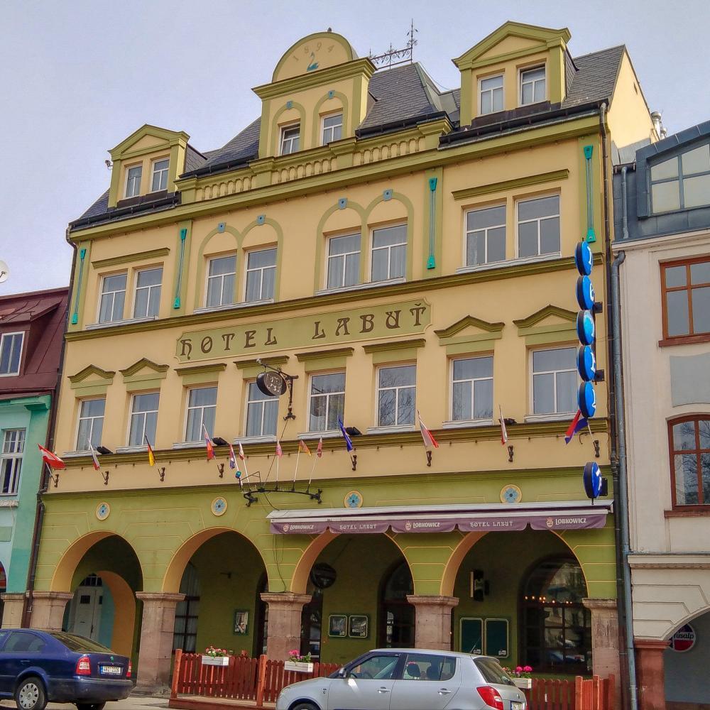 Hotel Labuť***
