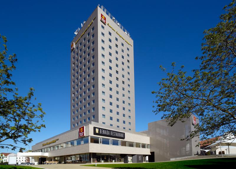 Clarion Congress Hotel České Budějovice