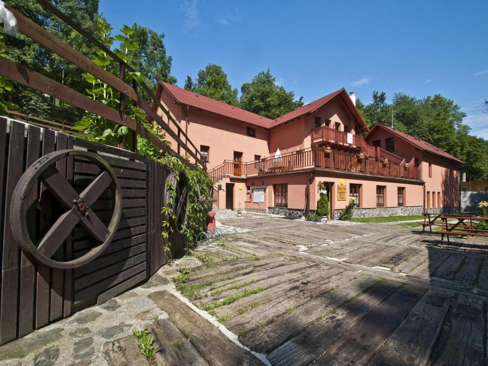 Liškův mlýn