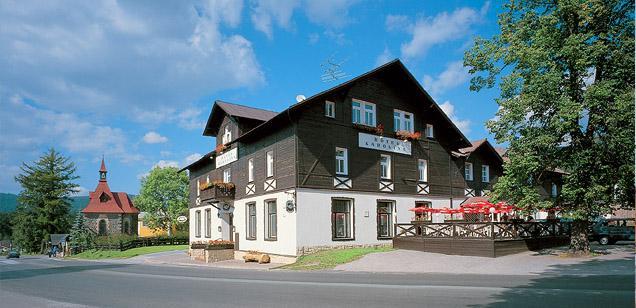 Hotel KAROLÍNA Harrachov