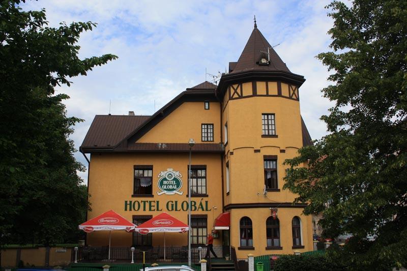 Hotel GLOBÁL SOKOLOV