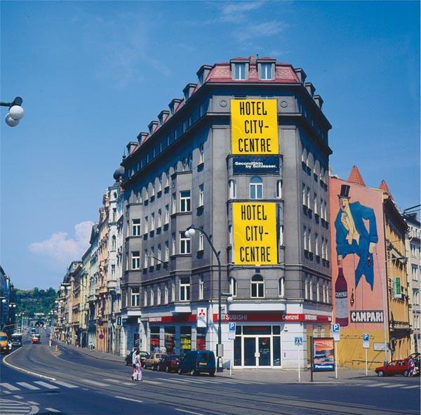 HOTEL CITY - CENTRE