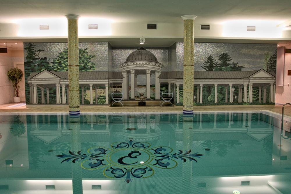 Esplanade bazén